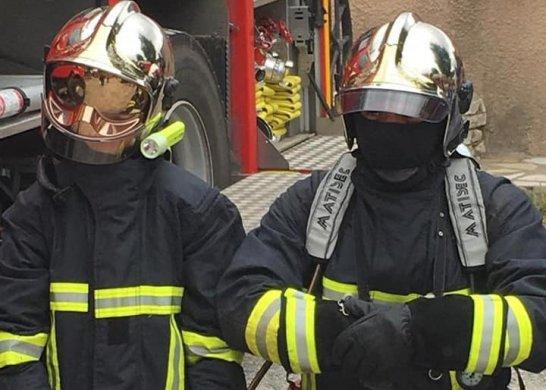 enfant-pompier